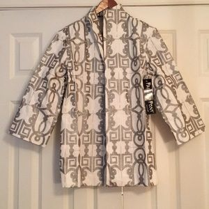 Gorgeous Painted Pony Formal Jacket